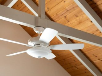 Ventilateur plafond silencieux